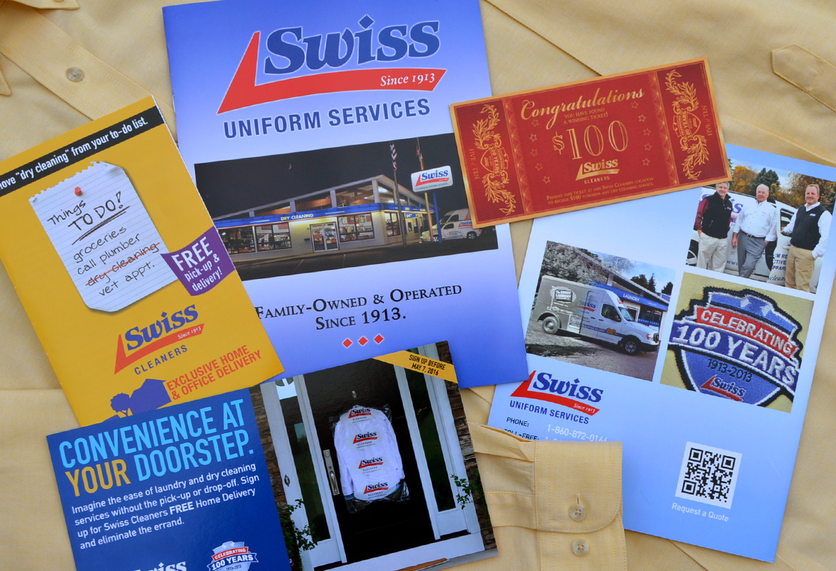 Swiss Cleaners & Uniform Services